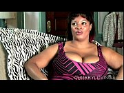 Picture Big tits black BBW imagines you fucking her...