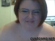 My Uncles Girlfriend Puts on a Show With Her Webcam - More at cuntcams.net