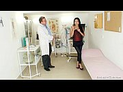 latina victoria rose gyno exam with.