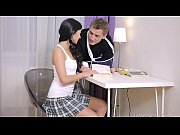 Teacher fucks his student with small tits and perky nipples-Get more girls like this on REALMASSAGEH