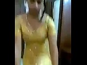 Hot indian girl changing clothes