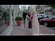 Picture Moms Passions - First lovemaking with busty...