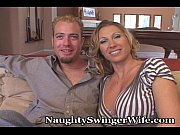 Naughty Wife Invites Teen Over For Hubby