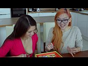 Cute, fun pornstars play operation boardgame