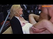 Sexy milf desperate for money gets boned by nasty pawn guy