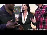 Big Tit MILF Tiffany Mynx gets 2 Black Co ...