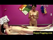 Picture Real asian masseuse pleasing client