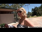 Picture Blonde soccer mom Brooklyn Bailey makes her...