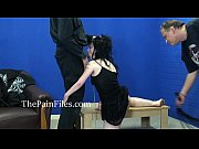 Rough spanking and blowjob dom