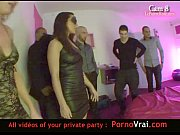 Spy cam at french private party! Camera e ...