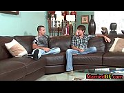 Married straight dude gets his very gay porno