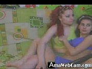 Cute Lesbians Enjoying Each Other On Cam