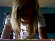 young amateur webcam teasing webcam