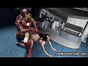 Foxy 3D brunette getting fucked hard by Iron Manan2-high_2