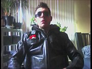 Leather Jacket Smoking