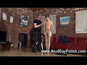 Hot twink scene But after all that beating, the tormentor wants a cum