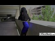 busty office girl (amia miley) get busy in.