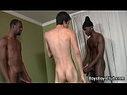 White Twink Boy Get Ass Fucked By Gay Black Muscular Dude 29