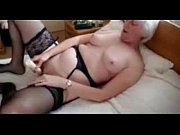 Sexy granny masturbates. Amateur home made