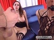 Gaping Assholes In Rough Threesome NL-21-04