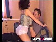 she rides him wild! - boysiq