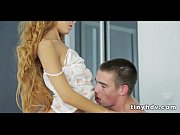 Petite blonde teen with blonde curls fucked_2 84