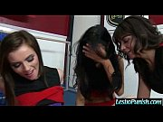 Mean Lesbians Punish With Dildos Hot Cute Girl clip-13