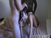 Amateur girlfriend interracial