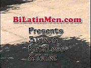 Picture Fine bi latin men interacting with each othe...