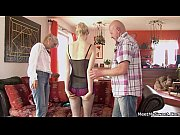 she rides her bf&#039_s dad cock and mom helps