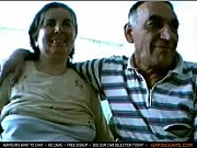 old couple has fun on web camamateur older.