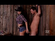 jasmine jae in cowgirl dominatrix hardcore.