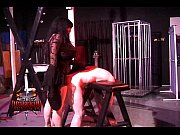 Mistress Rhiannon has her way with a lucky man