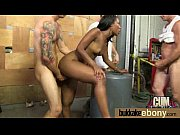 hot ebony gangbang fun interracial 20
