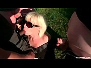 blonde milf love sucking cocks in the sun blo