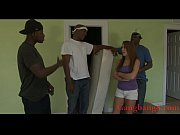 tight teen pounded by big black.