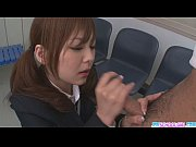Schoolgirl Miku Airi Blasted In The Mouth ...