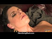 mature milf takes on big black.