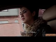 teen lady d hitchhikes and gets rammed by.