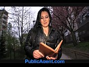 PublicAgent Krystina bends over for a wallet full of cash view on xvideos.com tube online.