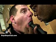 Blacks On Boys - Interracial Hardcore Gay movie 15 Thumbnail