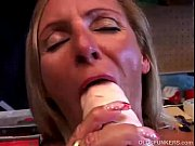 sexy mature blonde in a tool.