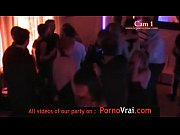 Part 06 Spy cam french private party! Camera espion plumes poils paillettes