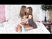 Loving Beauties by Sapphic Erotica - sensual lesbian sex scene with Misha and Ab