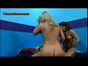 two horny girls ride a big.