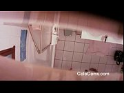 Hidden cam - Milf in bathroom