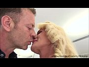 Damn blonde MILF Dyana with a big tits goes hardcore sex with Rocco