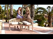sexual lesbian beauties relax