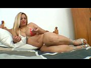 slave licks her mistress&#039_ huge clit-sponsored.