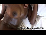 ebony teen amateur fucking and sucking